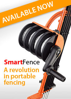 gallagher smart fence all in one electric fence
