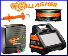 Gallagher Fence Shop Energizers Chargers Scales