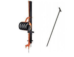 1 Smartfence Kit + 3' Ground Rod - Gallagher Electric Fence