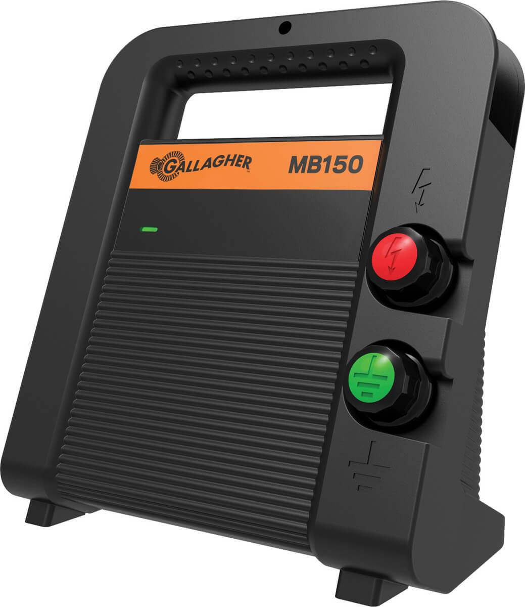 Best Gallagher Electric Fence Charger Energizer Mb150