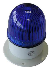 i Series Alarm Blue Strobe Light - Gallagher Electric Fence