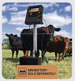 B60 Gallagher Electric Fence Charger battery powered fencer energizer