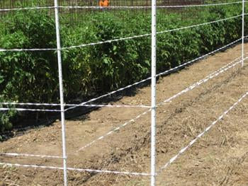 Gallagher 3 Acre Food Plot Fence Kit on