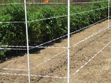 "100, 1"" x 60"" Fiberglass Posts - Gallagher Electric Fence"