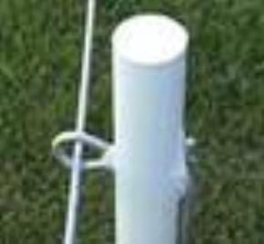 10, 1x48 Fiberglass Posts - Gallagher Electric Fence
