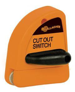 Cut-Out Switch - Gallagher Electric Fence