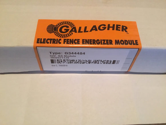Replacement Module for S17 and S22 Solar Energizers - Gallagher Electric Fence