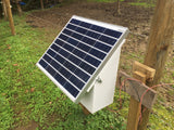 Solar Fence Charger Conversion / 40 Watt - Gallagher Electric Fence
