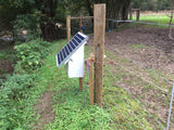 Solar Fence Charger Conversion / 50 Watt - Gallagher Electric Fence