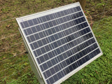 Solar Fence Charger Conversion / 60 Watt - Gallagher Electric Fence