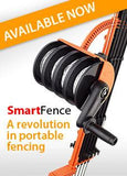 3 SmartFence Kits + S22 Solar Energizer + Ground Rod - Gallagher Electric Fence