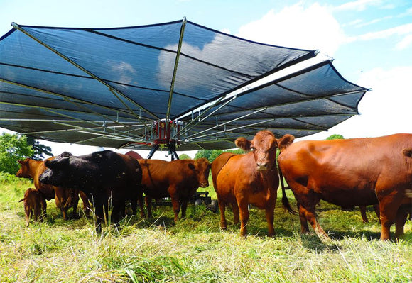 Shade Haven SH1200 Portable Shade Structure | Request a Quote - Gallagher Electric Fence
