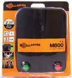 NEW! M800 8 Joule / Powers up to 90 miles / 520 acres - Gallagher Electric Fence