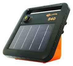 Case of 4, S40 Solar Energizers - Gallagher Electric Fence