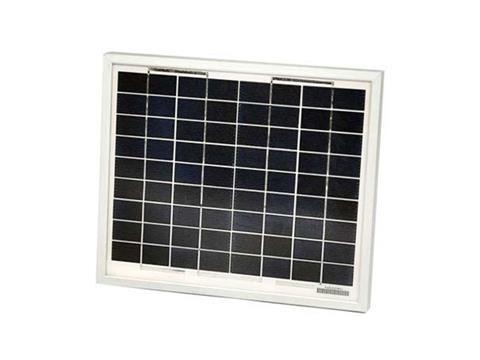 10 Watt Framed Solar Panel - Gallagher Electric Fence