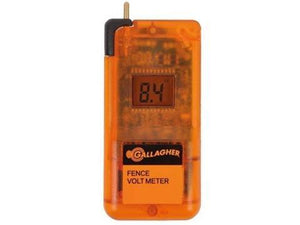 Case of 15, Digital Voltmeters - Gallagher Electric Fence
