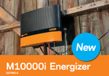 M10000i 100 Joule / Powers up to 1000 Miles + Remote - Gallagher Electric Fence