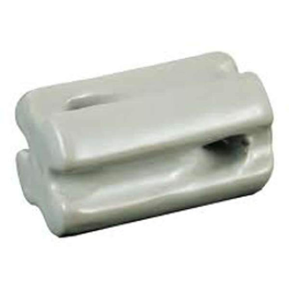 Porcelain Bullnose Insulators - Gallagher Electric Fence