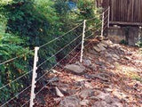 50 H.D. Tread-In Posts - Gallagher Electric Fence