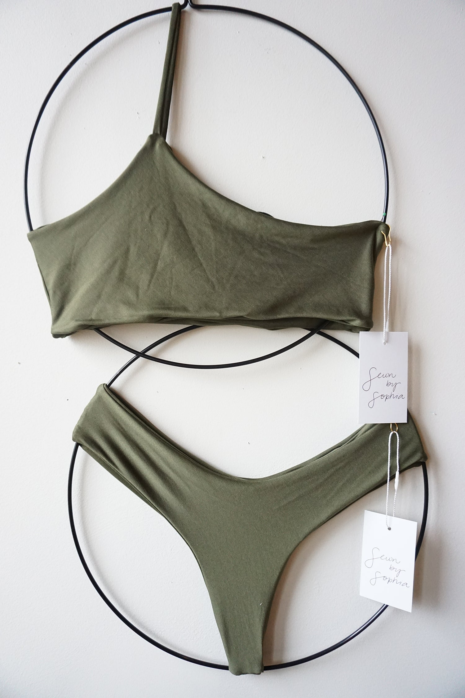 Olive SET size MEDIUM