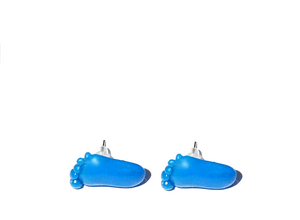 Feet earrings - more colors