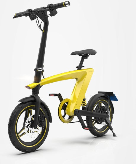 HX Flying Fish H1 Electric Bike