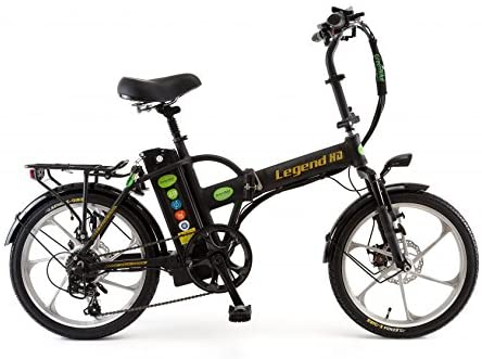 Green Bike Legend HD Electric Bicycle