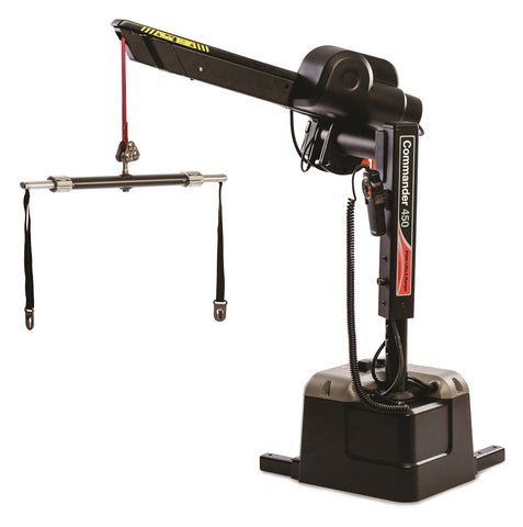 Pride Commander 450 3-Axis Exterior Lift
