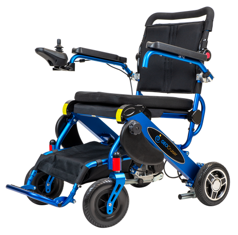 Geo Cruiser DX Folding Powerchair