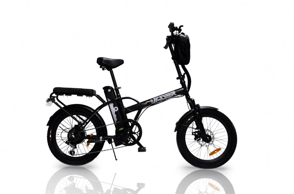 Green Bike Jager Dune Electric Bicycle