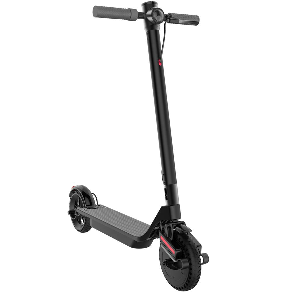 MotoTec 853 Pro 36v 7.5ah 350w Lithium Electric Scooter Black