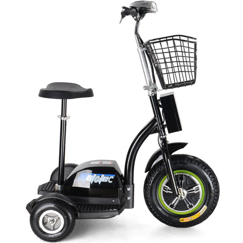 MotoTec 48v 500w Electric Power Trike