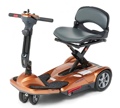 Ev Rider Transport M Easy Move Folding Scooter