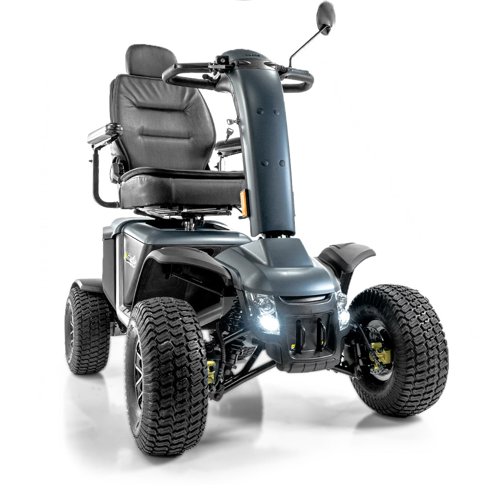 Wrangler MV600 PMV Heavy Duty Mobility Scooter