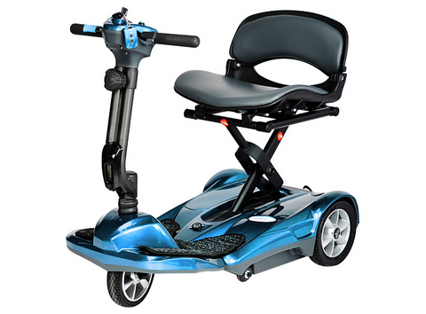 Ev Rider Transport AF+ Deluxe Automatic Folding Power Scooter (Free Shipping)