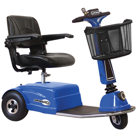 Amigo HD 3-Wheel Mobility Scooter