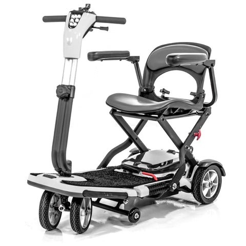 Pride Go-Go 4-Wheel Folding Scooter Lithium Battery