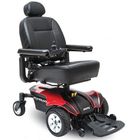 Pride Jazzy Select Elite Powerchair