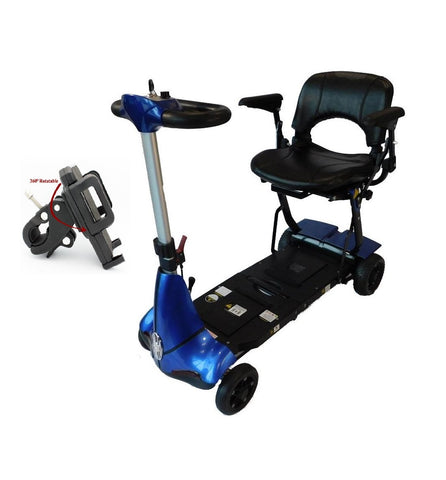 Solax Mobie Plus Folding Scooter (Free cell phone holder)