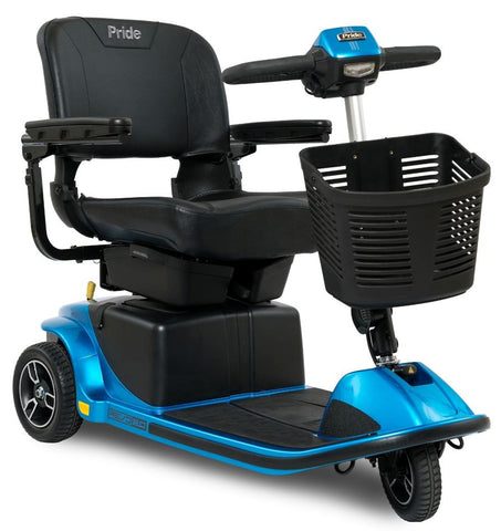 Pride Revo 2.0 3-Wheel Scooter