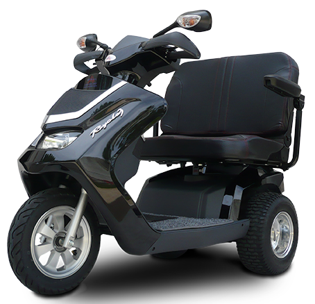 Heartway Royale 3 Cargo Luxurious Power Scooter