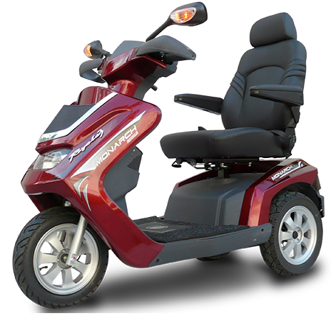 Heartway Royale 3 Luxurious Power Scooter