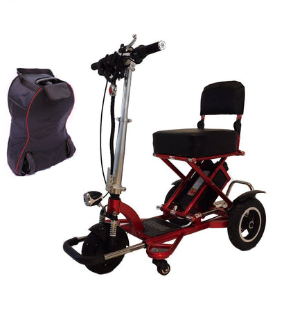Triaxe Sport Folding Scooter (WITH 4 FREE ACCESSORIES/free shipping)