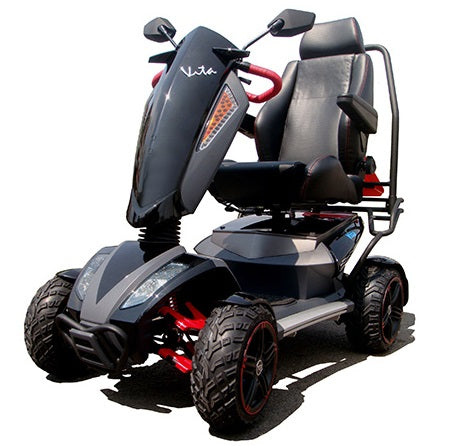 Heartway S12X Vita Monster All Terrain Power Scooter