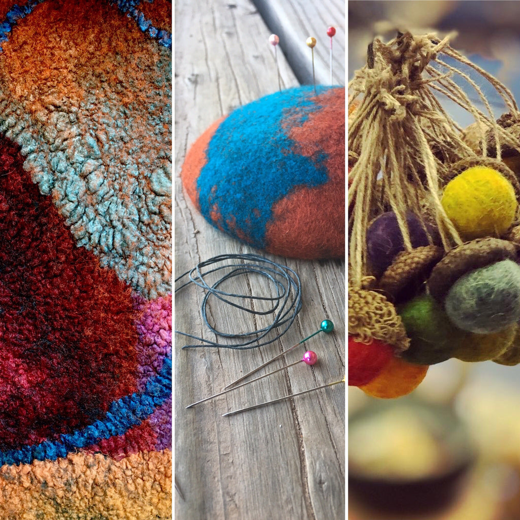 Explore the Ancient Art of Feltmaking with rosyofeltmaker