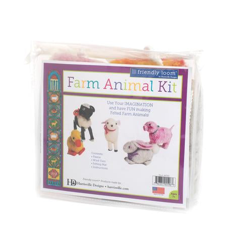 Farm Animal Kit
