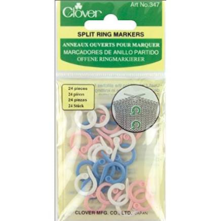Clover Stitch Markers