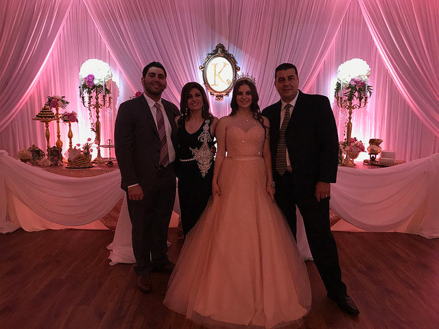 DJ Services for Bat/BarMitzvahs & Quinceañeras
