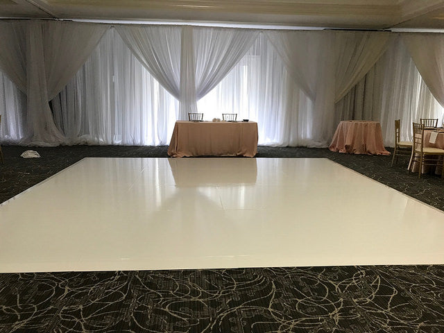 Dance Floor Vinyl Wrap