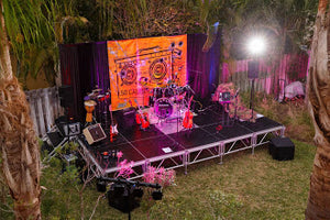 Stage and Riser Rental